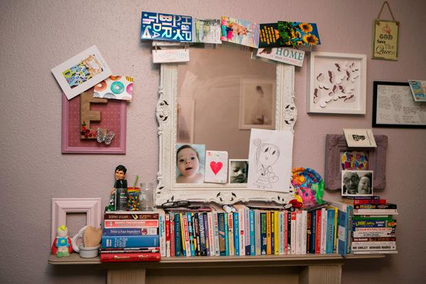 Robbie Donnelly's room in Hugh's House in Belvedere Place