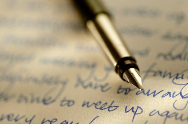 Letter writing is a passing tradition as fewer and fewer communications are by letter now