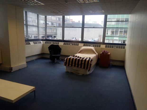 Bedroom at Apollo House