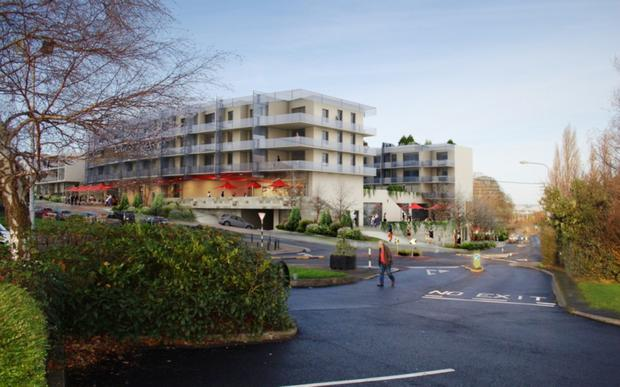 The Mount Merrion development to which Shane Ross objected