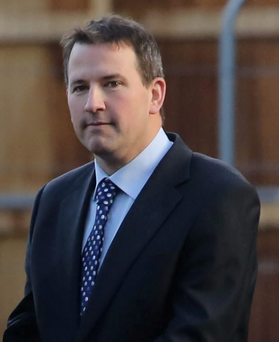 Graham Dwyer Picture: Collins