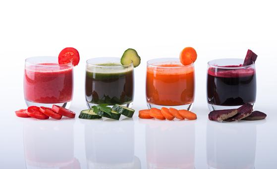 Juice is no substitute for eating a balanced, healthy diet