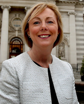 I can work with anybody: Chief Whip Regina Doherty