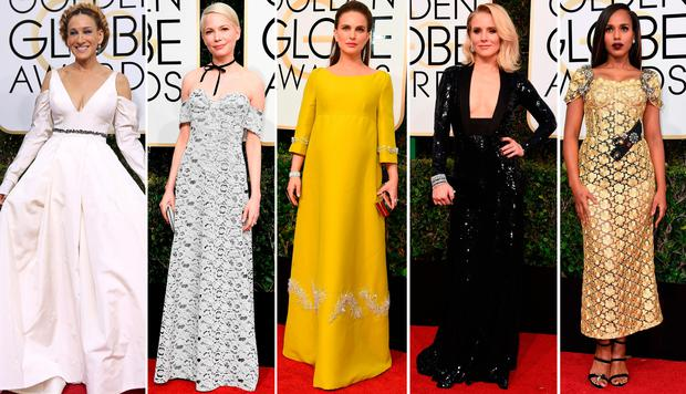 a88c875c4cc 32 Best and Worst Dressed at the Golden Globes - Independent.ie