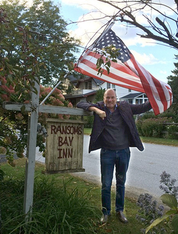 Ivan Yates is travelling around the United States