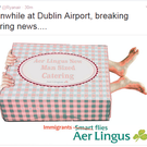 Ryanair has been criticised for the tweet