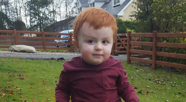 Toddler who captured the heart of Seamus Coleman sadly passes away