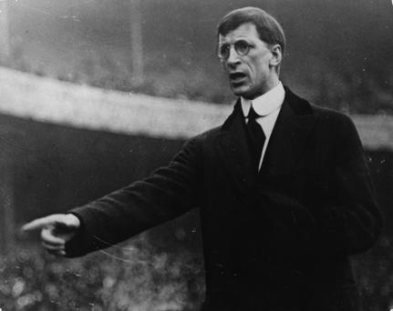 Eamon de Valera served as both Taoiseach and President Picture: Getty