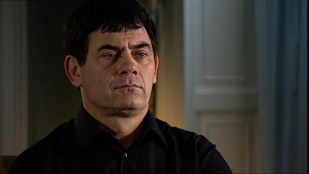 Gerry 'The Monk' Hutch faces a deadly threat from the gang led by Daniel Kinahan