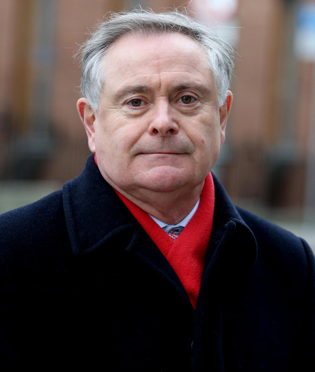 Labour leader Brendan Howlin Photo: Tom Burke