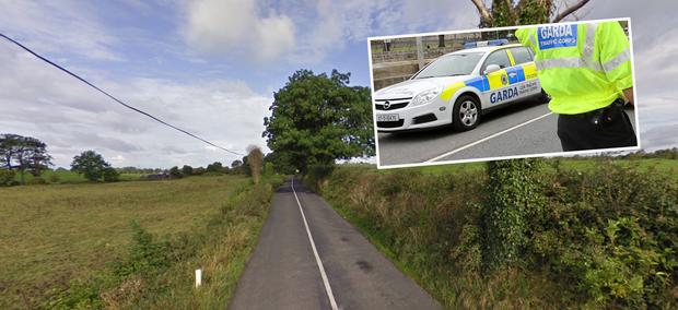 The incident occurred on the Killimor to Kiltormer Road, off the N65, at Lisdeligney, Portumna Co Galway.