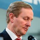 Opinion polls are suggesting more woes to come for Fine Gael leader Enda Kenny's party. Photo: Getty