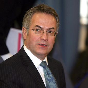 Former Stormont minister Alex Attwood is a high profile loss to the SDLP Picture: PA