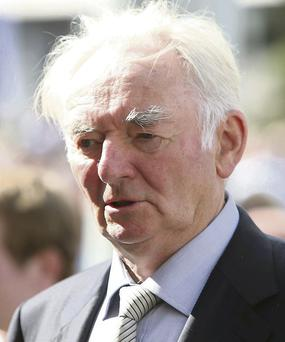 Padraig Flynn was an excellent EU Commissioner, who also proved a good behind-the-scenes advocate for Ireland Picture: Damien Eagers