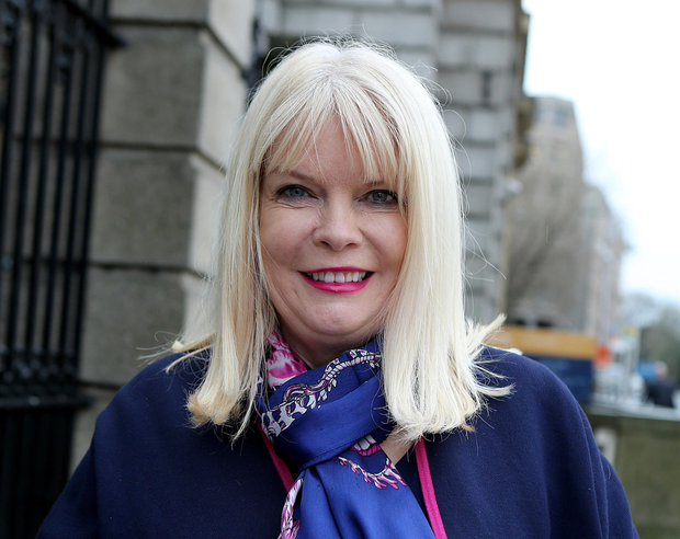 Mary Mitchell O'Connor TD