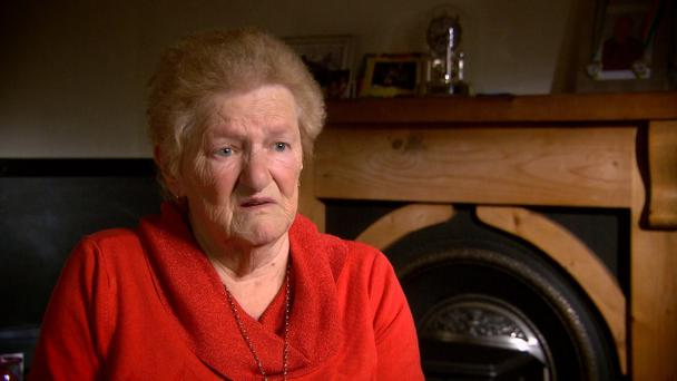 Ann Boyle, mother of missing Mary Boyle