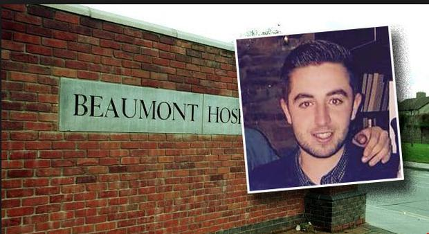 TJ Duffy was attacked in Co Monaghan early on Saturday morning