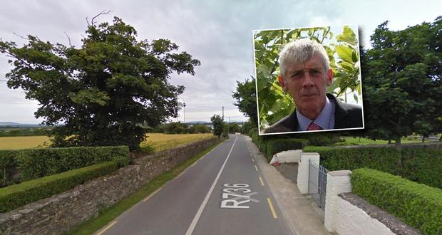 Aidan Cummins (inset) from Carrick-on-Bannow, South Wexford