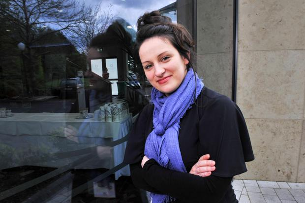 Emer Scanlon spoke of the low morale among teachers in many schools. Photo: Provision
