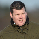 Gordon Elliott Photo: Sportsfile