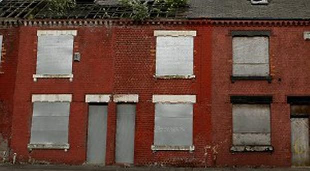 """Local authorities """"deliberately"""" left council houses vacant for periods of at least a year to secure funding from the Department of Housing for upgrades."""