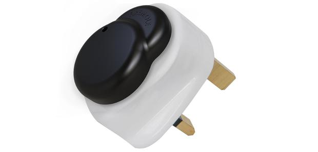 The Firemole can be attached to any plug