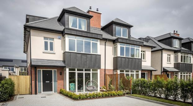 Sixteen luxury homes in Raheny in Dublin sold out in the space of three hours, making it the fastest new home sell-out so far this year.