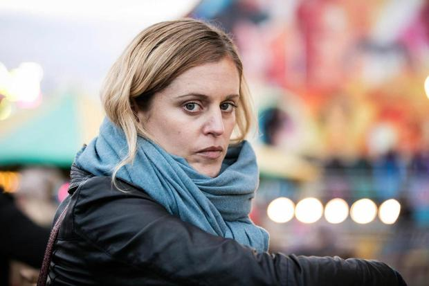 Denise Gough in Paula