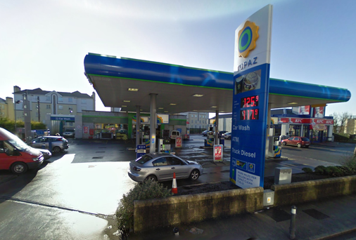 Topax, Ireland's largest fuel retailer, has partnered with Photo-Me in a five-year deal to roll out ID-compliant photo booths. Photo: Google Maps