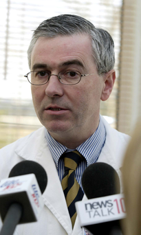 Sean Daly, former master of the Coombe Hospital