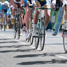 Cycling race Photo: Deposit stock images