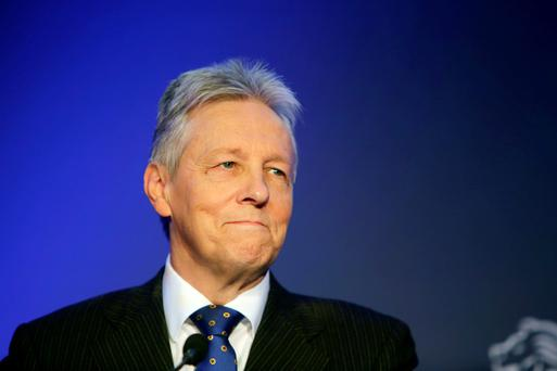 Former Northern Ireland First Minister Peter Robinson. Picture: PA
