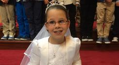 Erin (10) passed away after major heart surgery