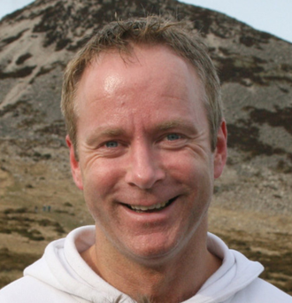 Ian McKeever, who died on Kilimanjaro in 2013