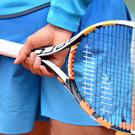 "When asked if he could ever love tennis, Tomic replied: ""No, I just go about it as a job.""(Stock picture)"
