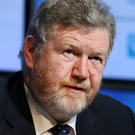 Pledge: James Reilly. Photo: Steve Humphreys