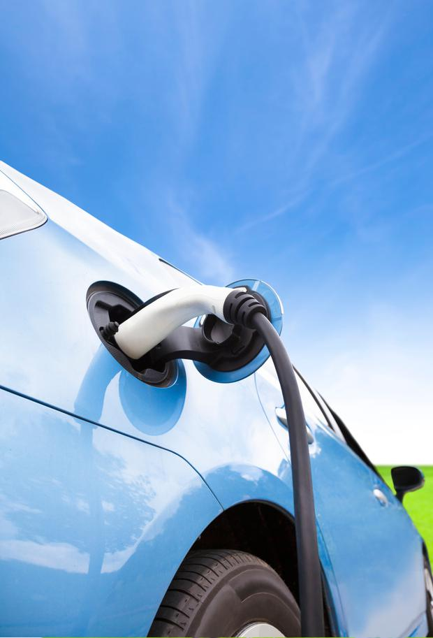 Slow start: A target set in 2008 for 230,000 electric cars in Ireland by 2020 has since been downgraded to 20,000