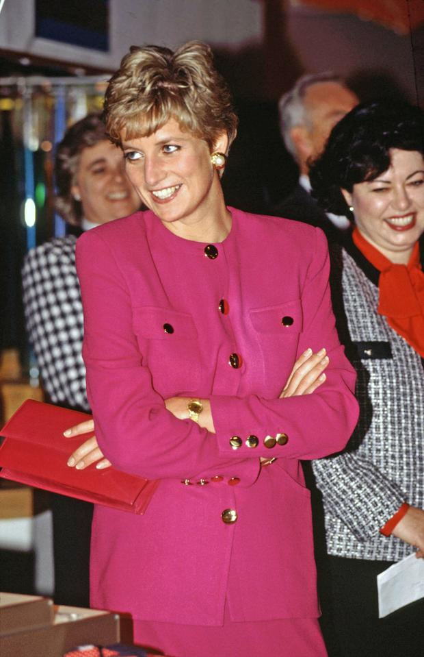 Diana. Photo: Getty Images