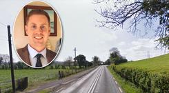 Gary Askin was killed in a tragic workplace accident in Emyvale, Co Monaghan