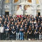 Oblate Youth Service were stranded in France