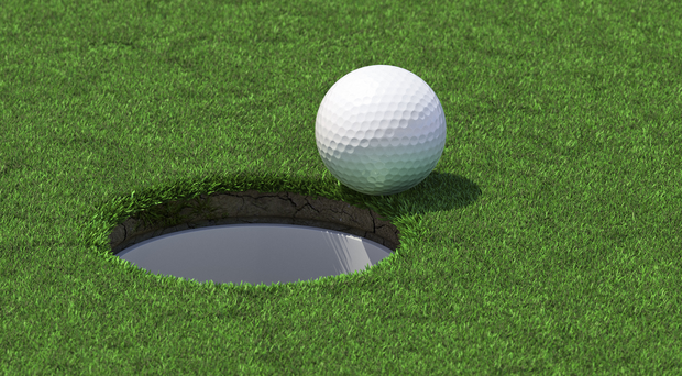 The AIG Senior Cup and Intermediate Cup finals were suspended until 10am today due to lack of light as they headed down the 21st and 23rd holes. Photo: Getty Images