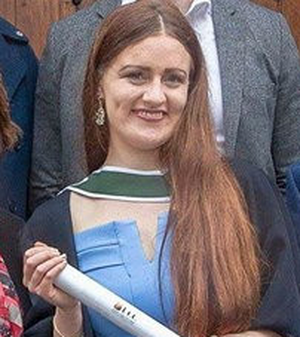 Eimear Noonan is missing from her home near Lyon