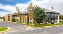 A fully fitted and furnished plug-and-play ground floor office is available to let at 3046 -3050 Lake Drive, Citywest Business Campus, Dublin 24.