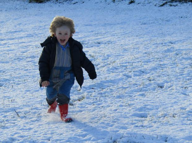Met Éireann issues snow-ice warning for Wednesday & Thursday