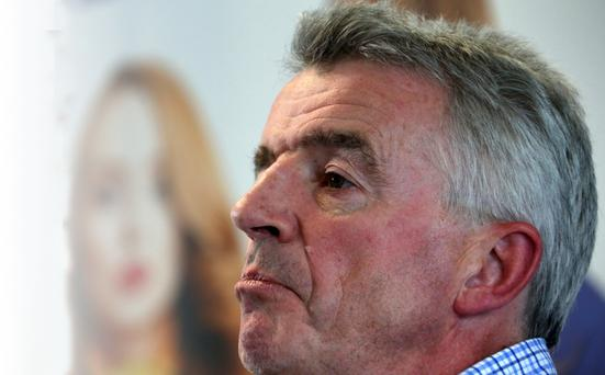 Pilot action to go ahead unless Ryanair management meet union before Wednesday