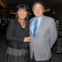 Investigation: Honey and Barry Sherman, whose bodies were discovered at their $5.4m house in Toronto, Canada. Photo: Reuters