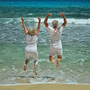 Jump for joy: Baby boomers are enjoying their travel freedom