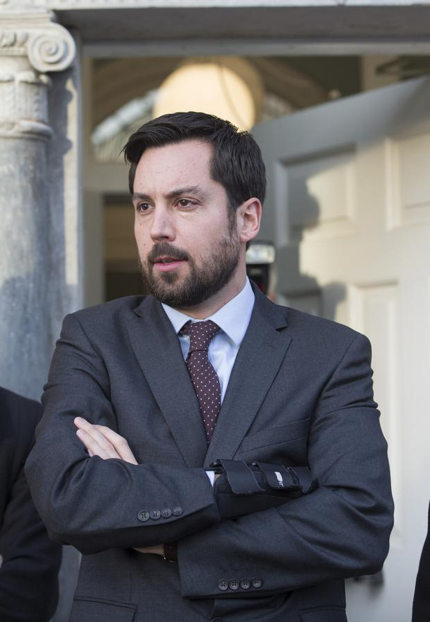 Minister Eoghan Murphy