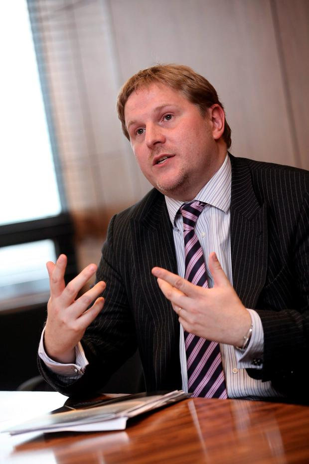 Neil Gibson of Ernst and Young