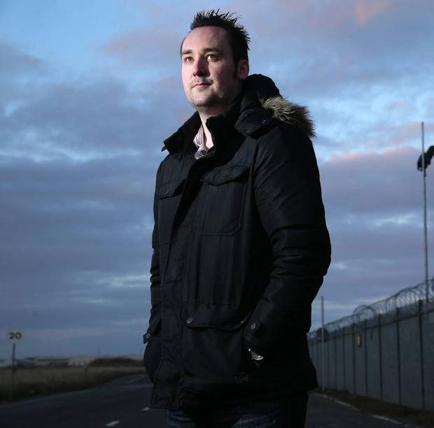 Kenny Donaldson, of Innocent Victims United